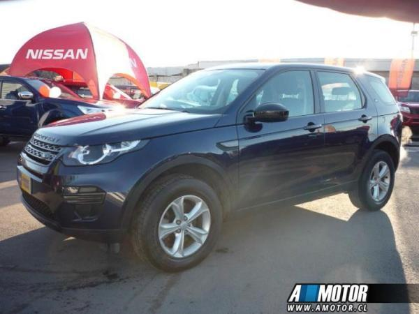 Land Rover Discovery Discovery Sport 2.0 año 2016