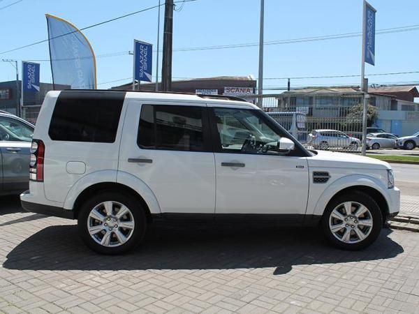 Land Rover Discovery DISCOVERY 4 AWD 3.0 año 2017