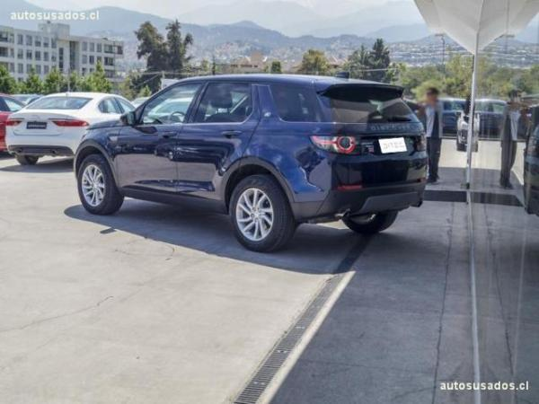 Land Rover Discovery SPORT SE año 2017