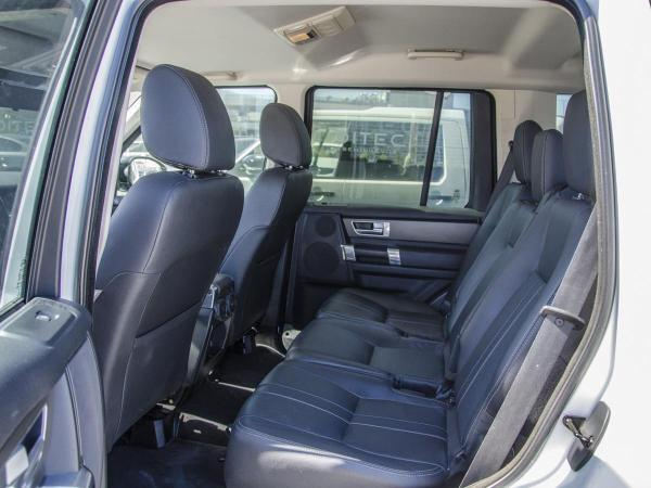 Land Rover Discovery 4 V6 S/C año 2017