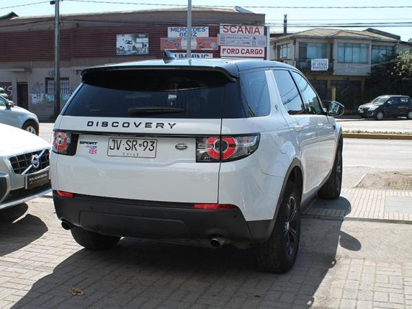 Land Rover Discovery DISCOVERY SPORT 4X4 2.0 A año 2018