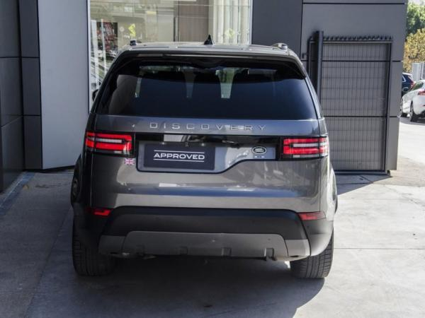 Land Rover Discovery 4 año 2018