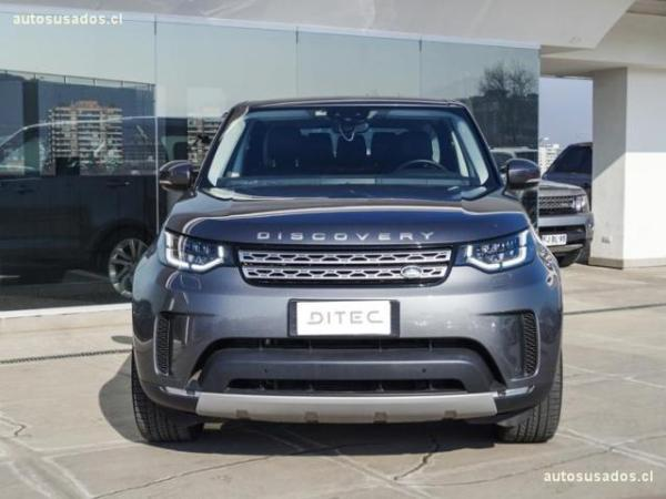 Land Rover Discovery HSE año 2018