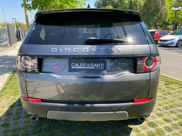Land Rover Discovery SPORT 2.0 AT 4X4 año 2018