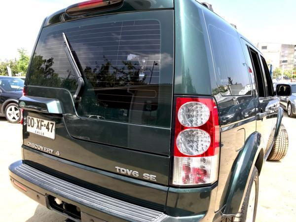Land Rover Discovery 4 2.7 SE AT año 2012