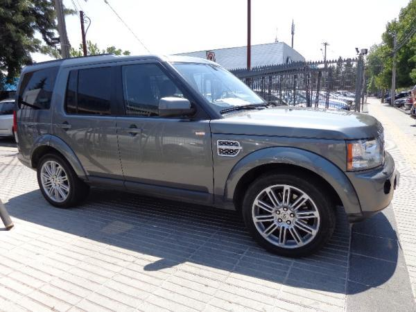Land Rover Discovery 4  año 2014