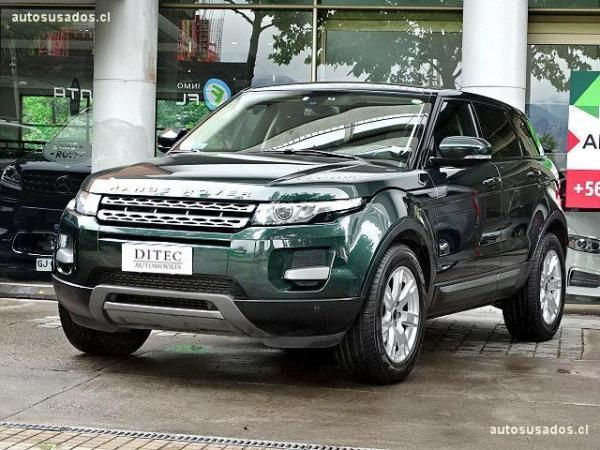 Land Rover Evoque Si4 año 2012