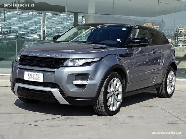 Land Rover Evoque DYNAMIC año 2012