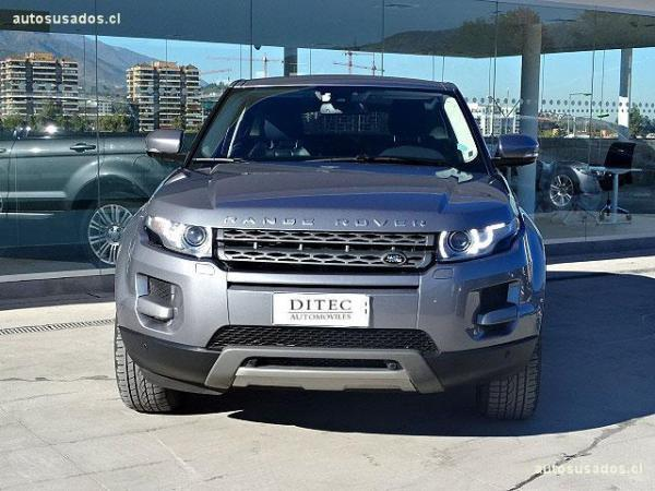 Land Rover Evoque SD4 2.2 año 2013