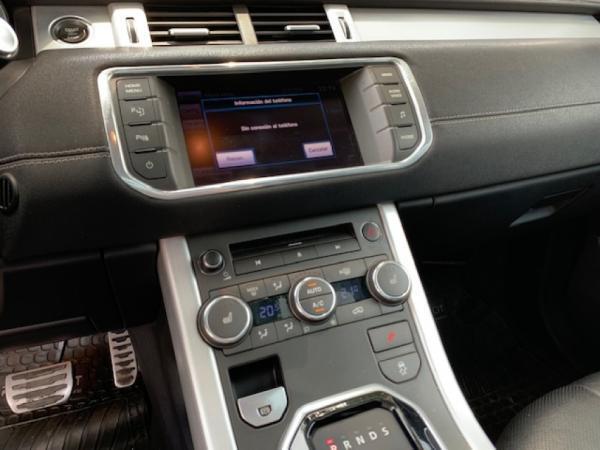 Land Rover Evoque  año 2013