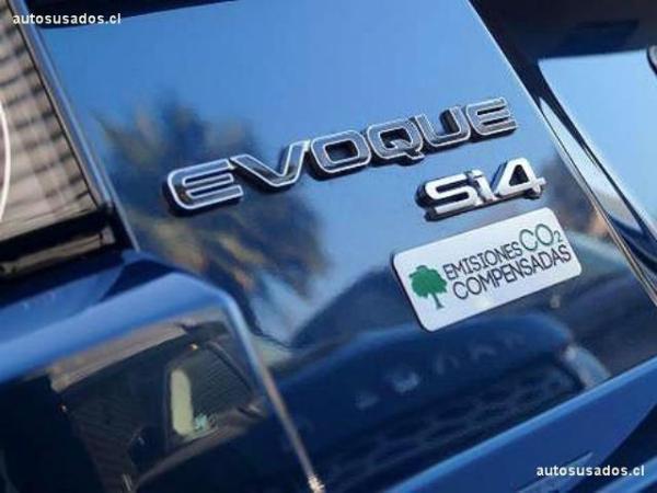 Land Rover Evoque 2.0 TURBO PURE SE año 2013