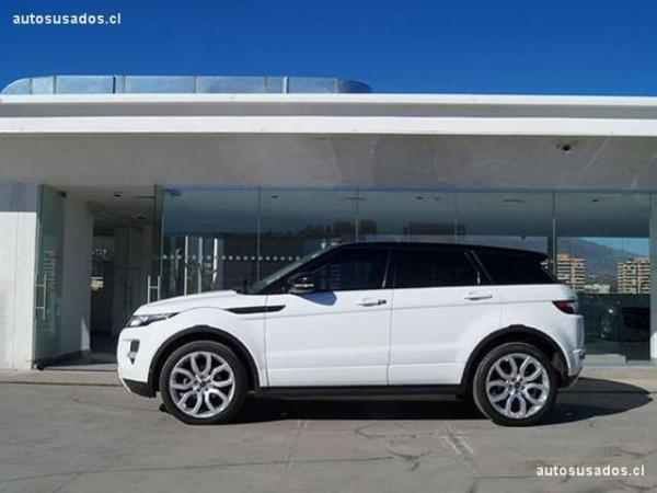 Land Rover Evoque 2.0 año 2013