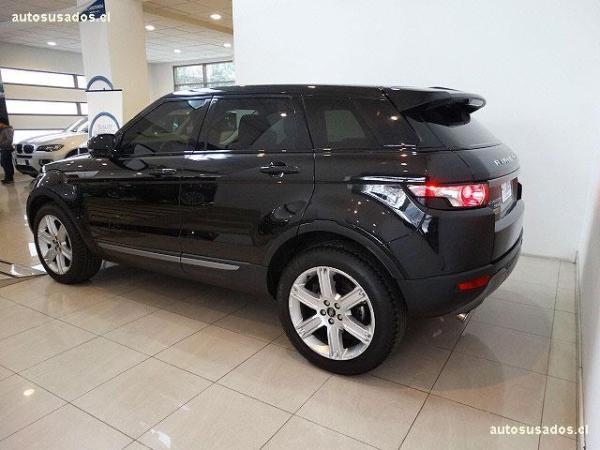 Land Rover Evoque SD4 año 2013