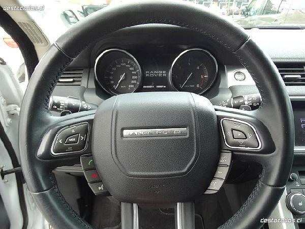 Land Rover Evoque PURE SE año 2013