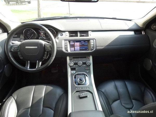 Land Rover Evoque 2.2 año 2013