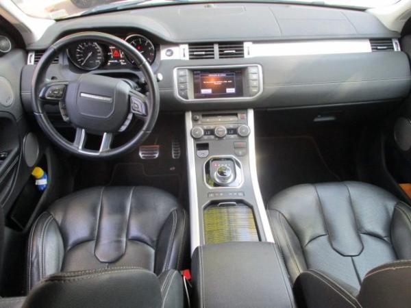 Land Rover Evoque . año 2013