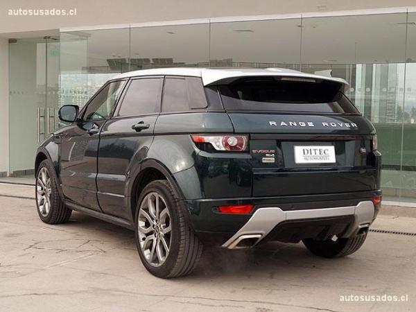 Land Rover Evoque DYNAMIC 2.0T año 2014
