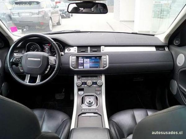 Land Rover Evoque 2.2 PURE SE año 2014