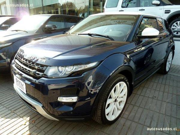 Land Rover Evoque EVOQUE DYNAMIC año 2014