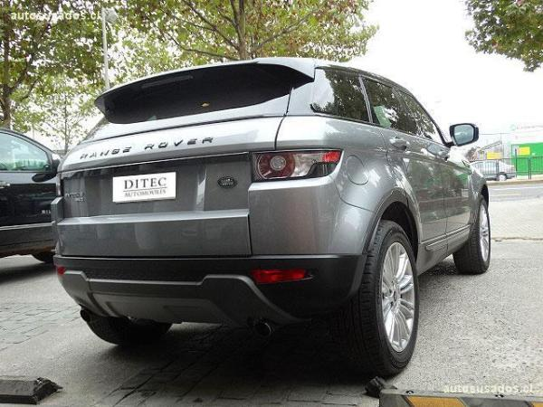 Land Rover Evoque S4 año 2014
