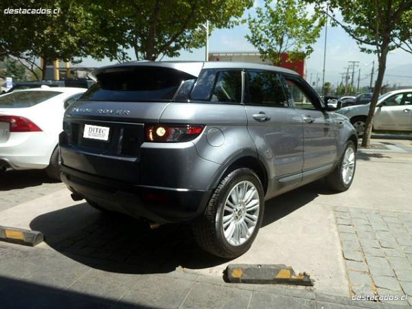 Land Rover Evoque SI4 año 2014