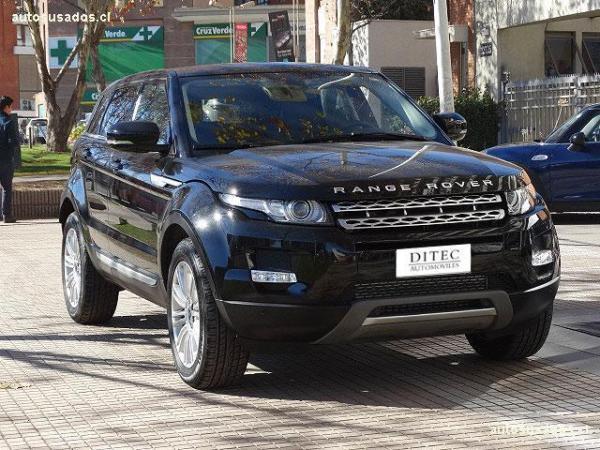 Land Rover Evoque 2.0 PRESTIGE Si4 año 2014