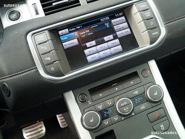 Land Rover Evoque DYNAMIC 2.2 año 2014