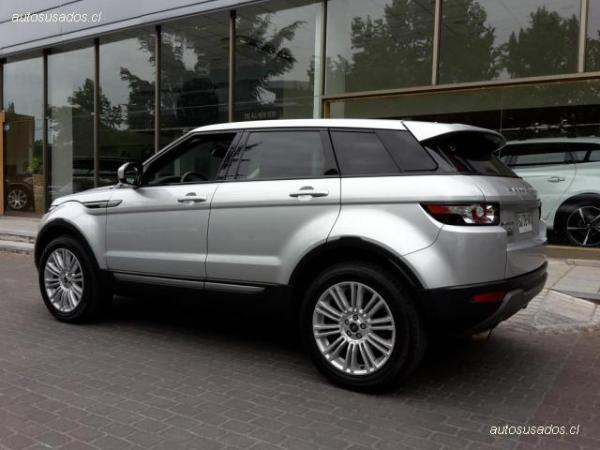 Land Rover Evoque 2.0T Pure SE año 2014