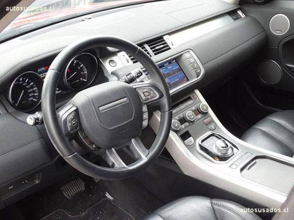 Land Rover Evoque 2.0 PURE S año 2014