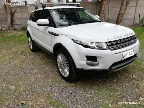 Land Rover Evoque PURE SE año 2014