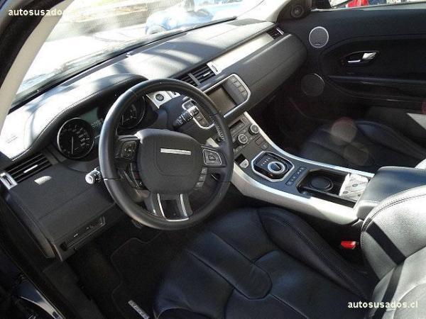 Land Rover Evoque 2.0T Si4 año 2014