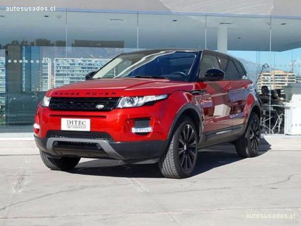 Land Rover Evoque 2.0 año 2015