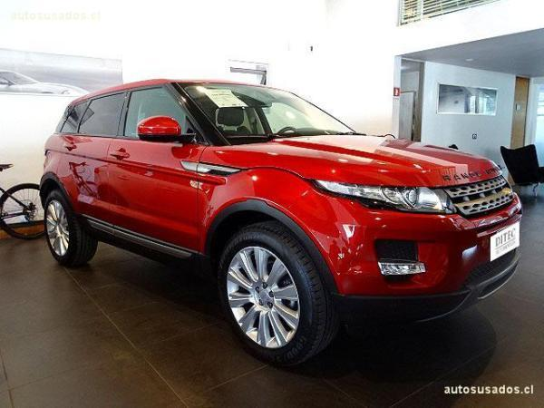 Land Rover Evoque PURE SE año 2015