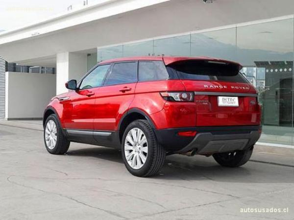 Land Rover Evoque 2.0 SI4 año 2015
