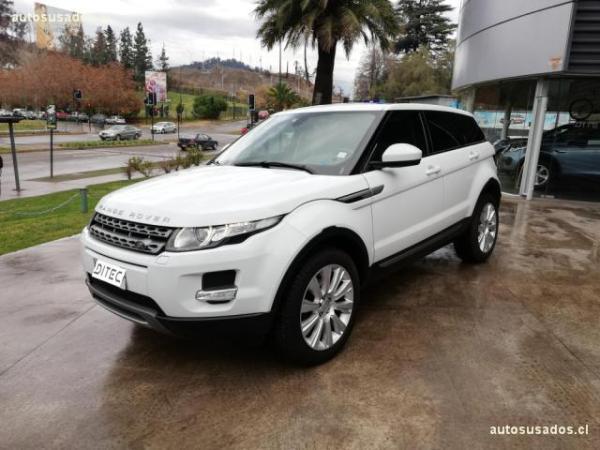 Land Rover Evoque PURE SE año 2015