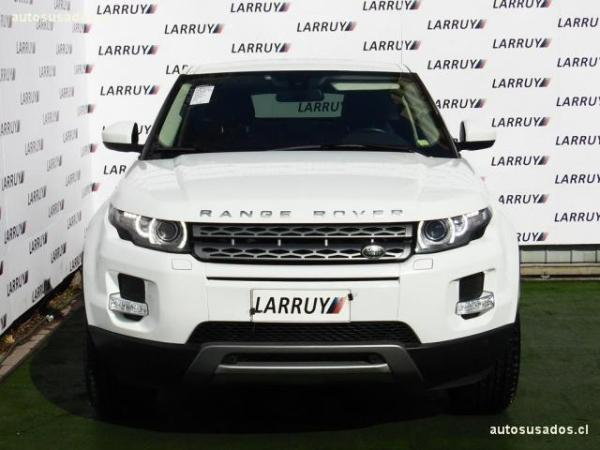 Land Rover Evoque SI4 2.0 año 2015