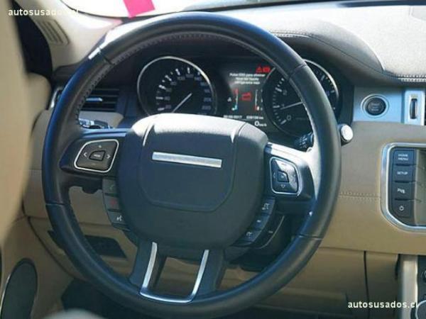 Land Rover Evoque 2.0 año 2015