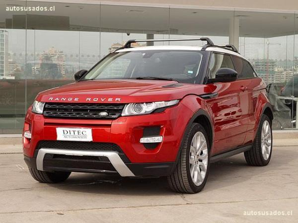 Land Rover Evoque DYNAMIC 2.0T año 2015