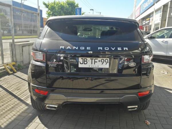 Land Rover Evoque Evoque Dynamic Awd 2.0 año 2016