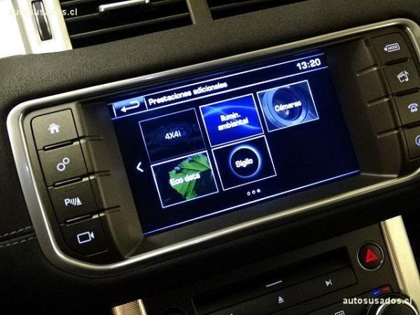 Land Rover Evoque 2.0T HSE DYNAMIQUE año 2016