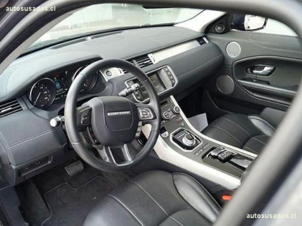 Land Rover Evoque 2.0 año 2016