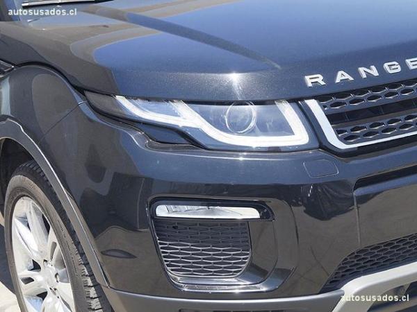 Land Rover Evoque SE año 2016