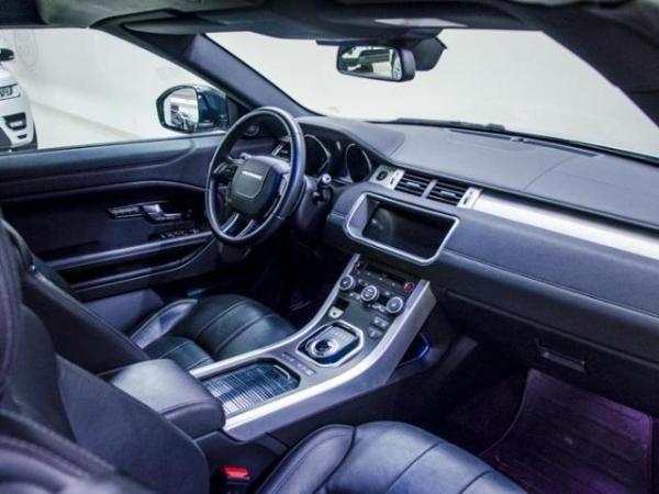 Land Rover Evoque CABRIO año 2017