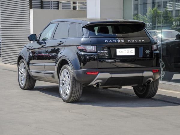 Land Rover Evoque 2.0 año 2018