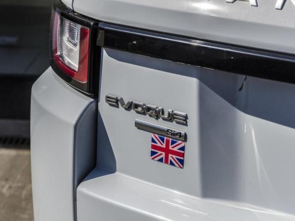 Land Rover Evoque  año 2018