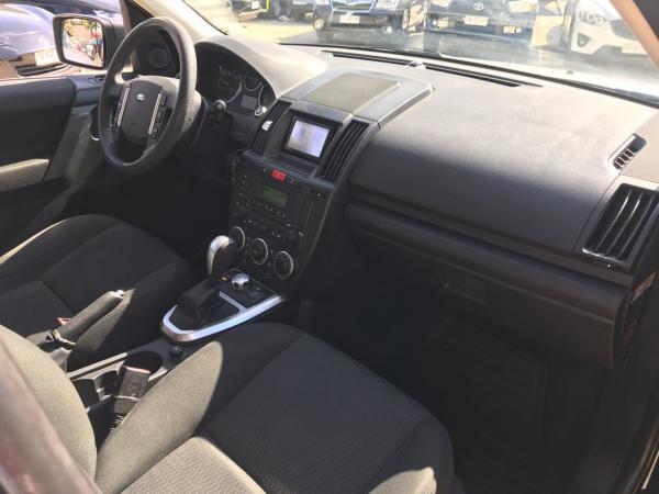Land Rover Freelander 2 2.2 año 2011