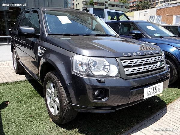 Land Rover Freelander  año 2011