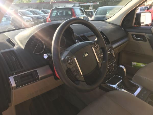 Land Rover Freelander 2 2.0 año 2013