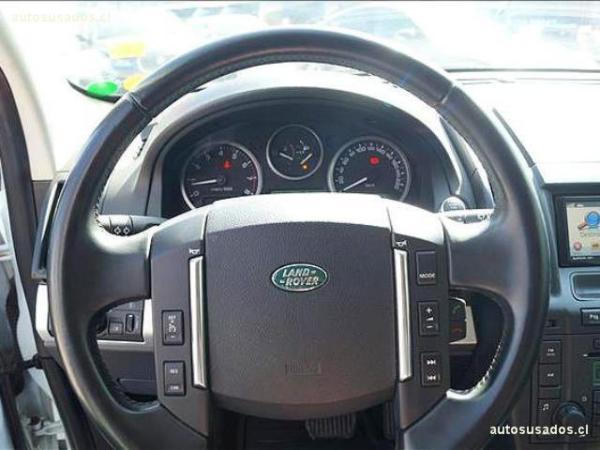 Land Rover Freelander VER. 2 3.2 año 2013