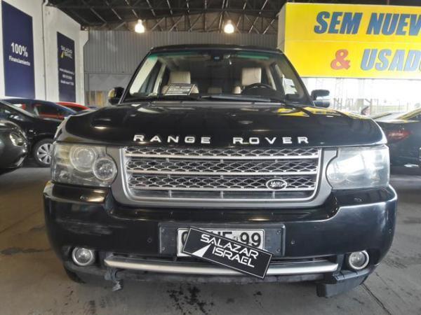 Land Rover Range Rover RANGE ROVER 5.0 año 2010